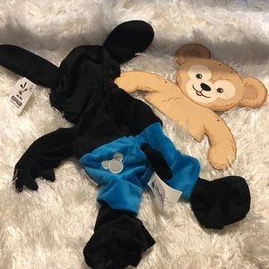 Duffy the Disney Bear Oswald Rabbit Outfit